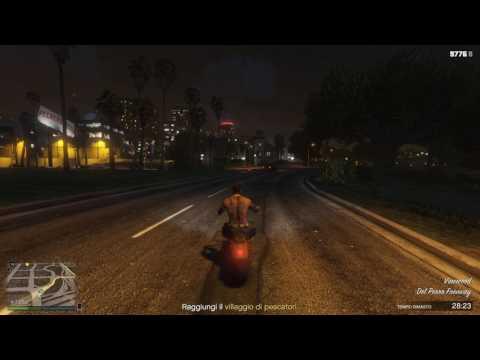 GTA V - Unlucky Heisenberg accident