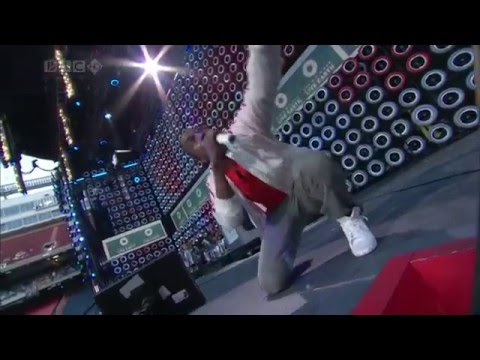 Kanye West -  Jesus Walks & Touch The Sky  BBC HD Live Earth