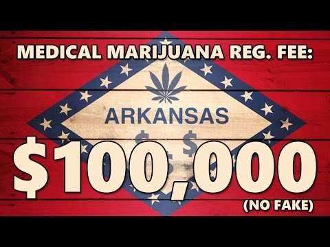 Arkansas Prices Rich People Out of Medical Marijuana Cultivation