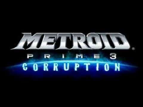 Metroid Prime 3: Corruption Music Bryyo Cliffside