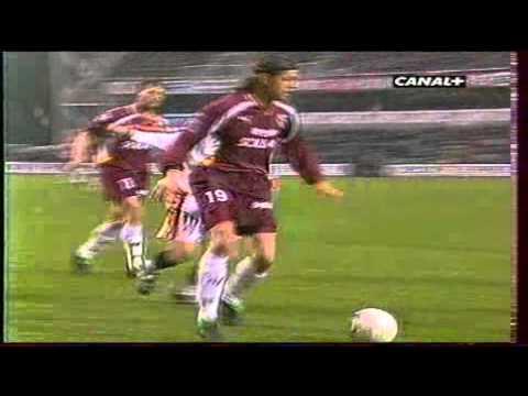 Lyon-Lens Finale du championnat 2001-2002 (1ere Partie)