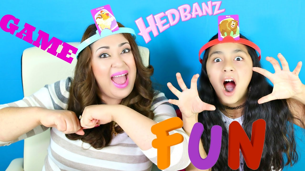 Hedbanz electronic game family funb2cutecupcakes youtube solutioingenieria Choice Image