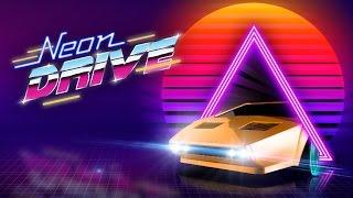 Neon Drive - Steam Trailer (PC/Mac/Linux) 60 fps