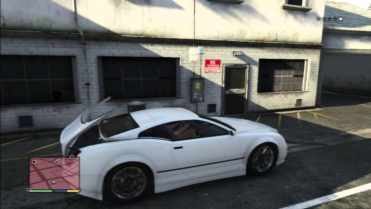GTA BENTLEY SPORT CAR YouTube - Get in sports car