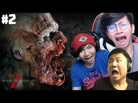 Para Pemburu Zombie - World War Z Indonesia - Part 2