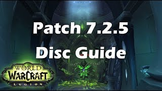 [Legion] Patch 7.2.5 Disc Priest Guide