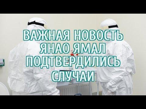 🔴 В ЯНАО подтвердилось 10 новых случаев заболевания коронавирусом