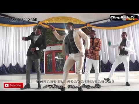 Ona Kitu Masanja Amefanya Akiimba MITO YA BARAKA CHURCH#Tulia Kwa YESU*