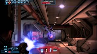 Mass Effect 3 Gameplay #1 [ PC HD ]