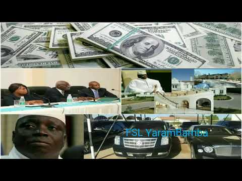 Day 4 - Commission Of Enquiry On Yahya Jammeh's Assets & Financial Dealings