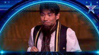 Este MAGO JAPONÉS vuelve a ROBAR DINERO a Risto Mejide | Semifinal 2 | Got Talent España 5 (2019)
