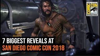 7 Biggest Things That Happened At San Diego Comic Con 2018