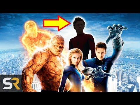 5 MCU Characters You Didn't Know Were In The Fantastic Four