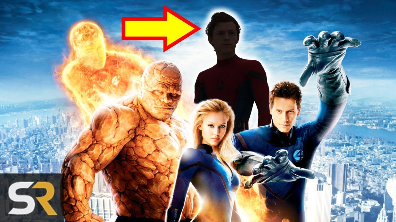 5 Mcu Characters You Didn T Know Were In The Fantastic Four Youtube