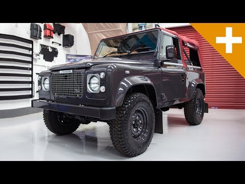 Is This Restomod Defender The Singer Of Land Rovers? - Carfection +