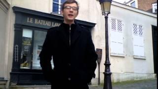 видео Туристические достопримечательности Парижа