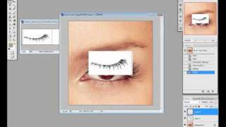 photoshop   eyelashes Thumbnail