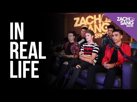 In Real Life talks Eyes Closed, Boy Band and One Direction