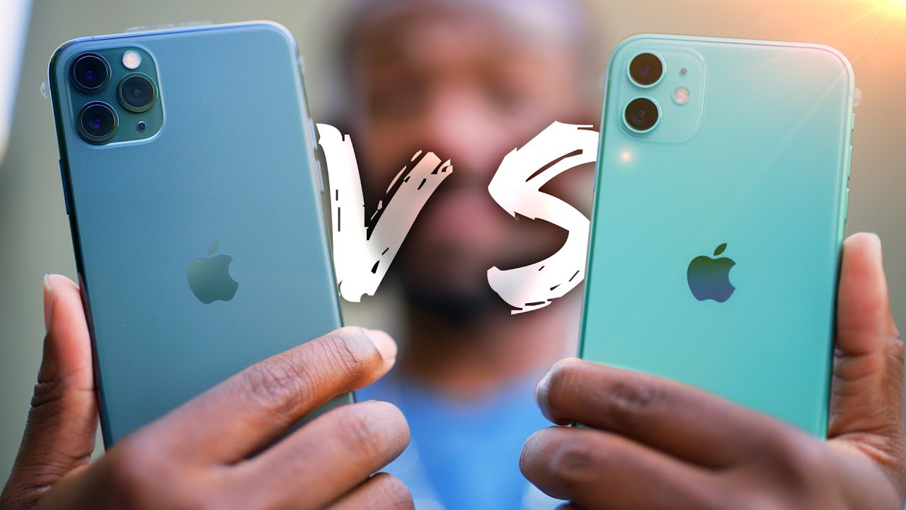 Impressions of iPhone 11 vs iPhone 11 Pro