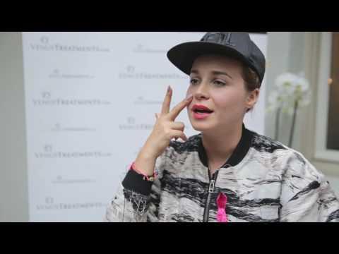 Victoria Koblenko verteld over haar Venus Treatment ervaring