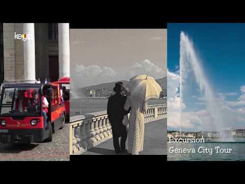 Keytours excursion - Geneva city tour