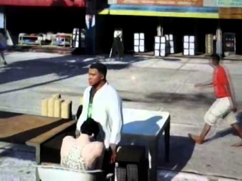 Head job on sidewalk in the middle of the day ...GTAV - YouTube