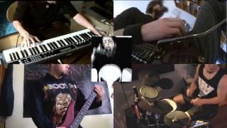 Children Of Bodom - Warheart - [collaboration cover]