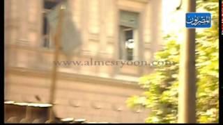 تهشم واجهة مبنى الجمعية المصرية لعلم الحشرات جراء انفجار السفارة الإيطالية