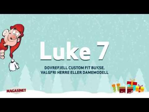 e2c61abd Luke 7 - Julekalender 2018 - YouTube