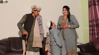 Pothwari Drama | Mujy Q Nikala | Shahzada Ghaffar Funny clip | Part 9