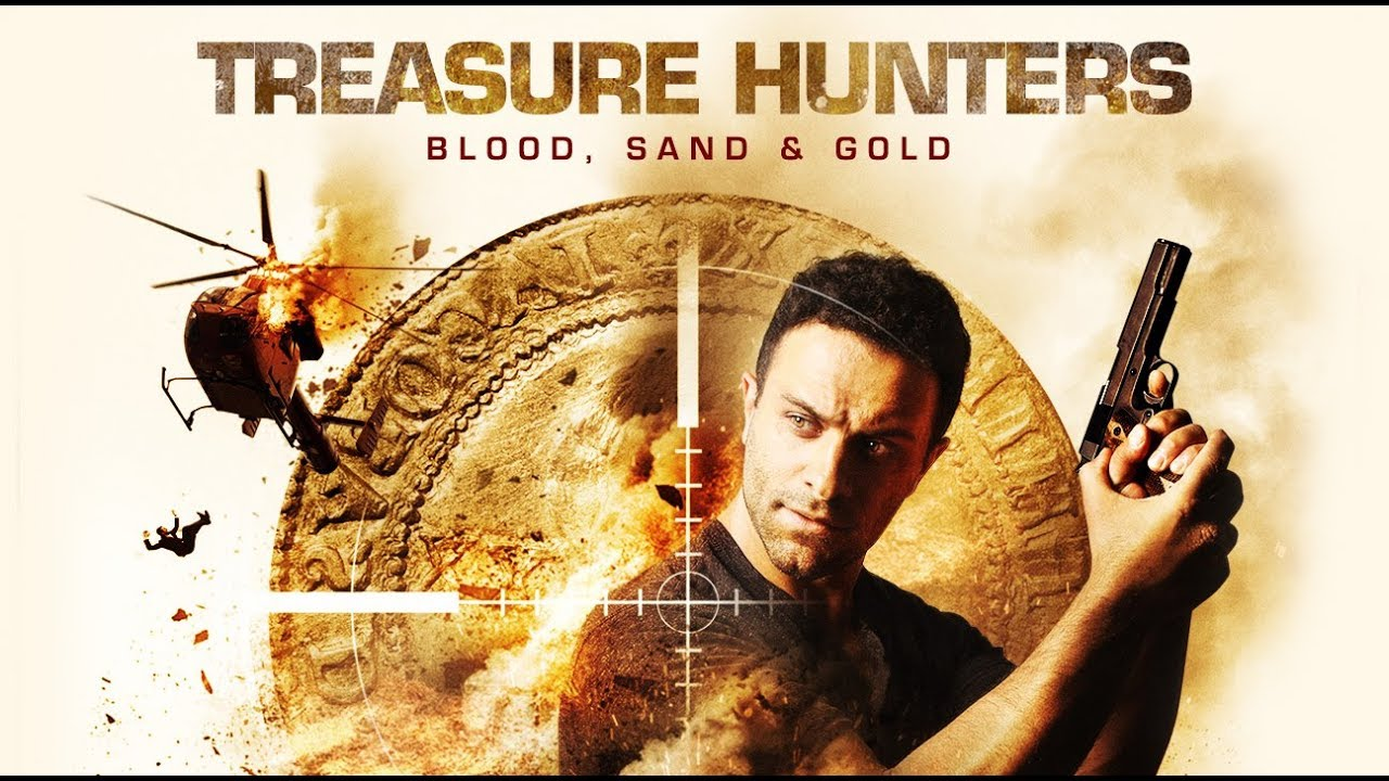 Treasure Hunters - Blood, Sand and Gold l Trailer Deutsch HD
