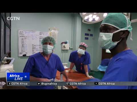 Expert cardiologists in Tanzania save underprivileged children's lives