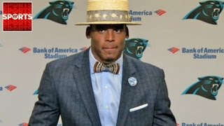 CAM NEWTON Destroyed By Twitter After Showing Off New Hat