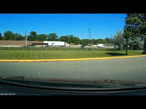 Minnesota DMV Arden Hills Road Test - Full Dash Cam Test FAIL