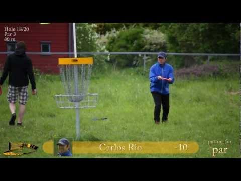 Oslo Open 2012 Finale