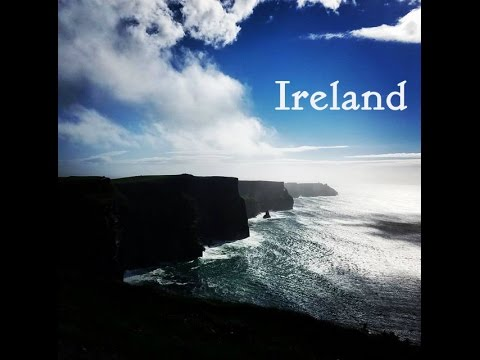 Vacation in Ireland: County Clare, Lahinch, Cliffs of Moher, The Burren, Galway and Dublin