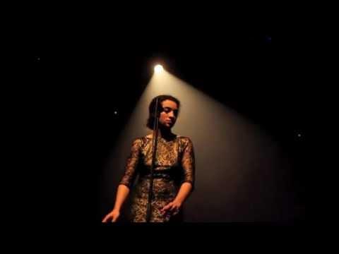 "Camélia Jordana ""Just Like A Water"" @ Concert à Huy"