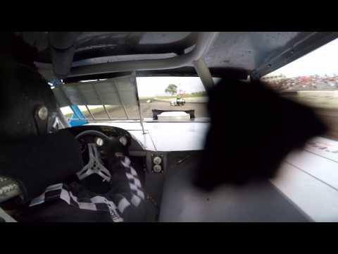 USRA B-Mod 8-8-15 Heat Race I-90 Speedway