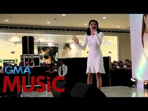 Julie Anne San Jose - Chasing The Light | LIVE at SM City Cabanatuan