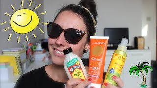 [FLASHBACK] Mes indispensables de vacances Thumbnail