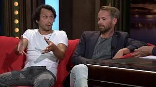 1. Pavel Liška a Jan Révai - Show Jana Krause 13. 6. 2018
