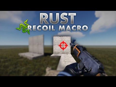Rust Razer Recoil