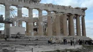 Pathenon, Athens Greece