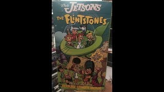 Opening & Closing To The Jetsons Meet The Flintstones 1989 VHS (Kids Klassics Print) (V1)