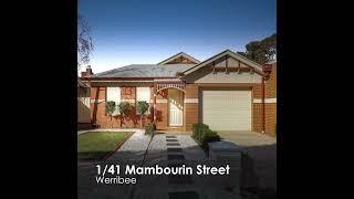 1/41 Mambourin Street, Werribee