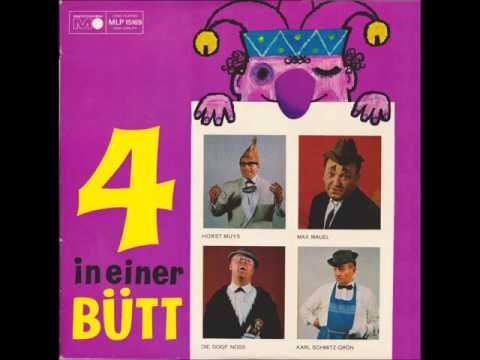 Die doof Noß - Ärm Kind / Fritz Weber - Der schmucke Prinz (Vier in einer Bütt) (Humor) (Spaß) Fun