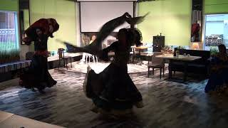 """Цыганский танец """"Маменька"""" (""""Шаленка""""). Школа танцев """"Экспромт"""" СПб."""