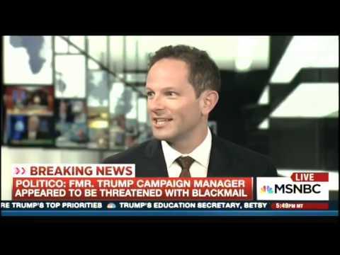 What the hack targeting Paul Manafort reveals