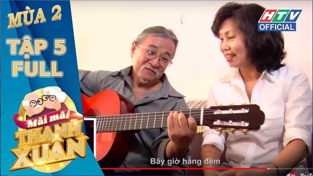 image MÃI MÃI THANH XUÂN | Trịnh Thăng Bình, Chí Thiện ngưỡng mộ sức khỏe của cụ ông 93 tuổi | TẬP 5 FULL