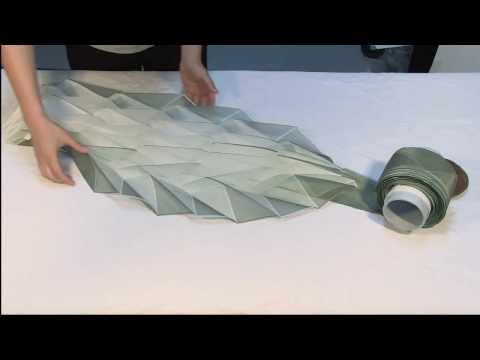 Collections in Motion: Origami Textile